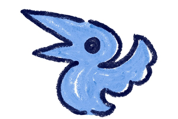 SNS 青い鳥