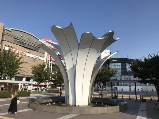 名古屋 待ち合わせ場所 噴水広場
