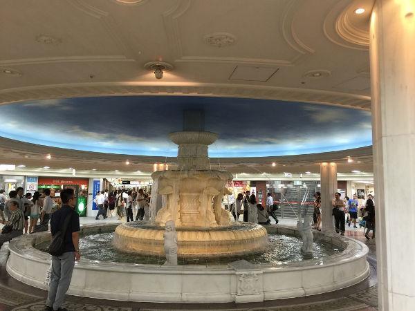 梅田 泉の広場